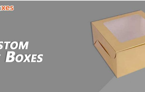 Custom Cake Boxes Available Wholesale Rate in USA