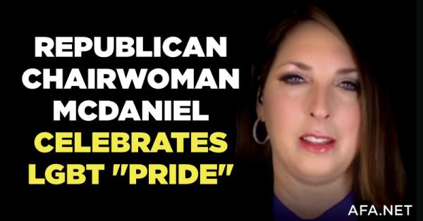 AFA.net - Bypass the GOP: Republican Party Celebrates LGBT 'Pride'