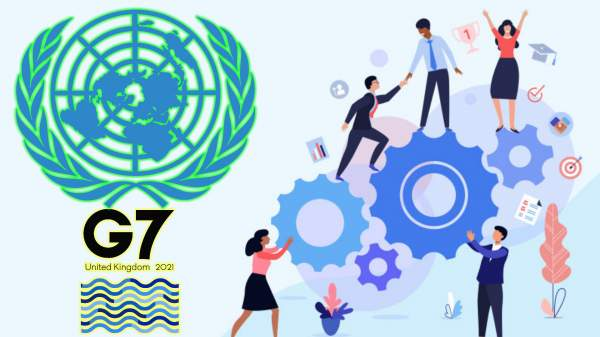 """The G7 & The Advance Of The United Nations' """"Human Capital"""" Agenda (Video) - Setting Brushfires"""