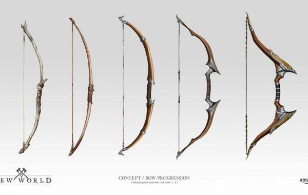 How To Get A Bow And Arrows In The New World