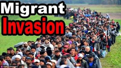 SURGE in illegal alien Muslim invaders at the Southern border from terror-linked Muslim nations ⋆ 10z Viral