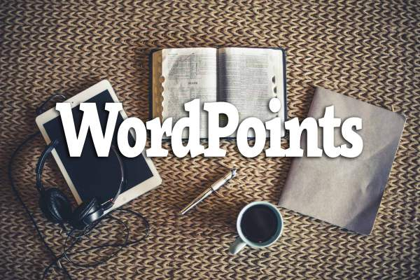 Daily Devotional Readings - WordPoints Daybook Series - Gary Henry