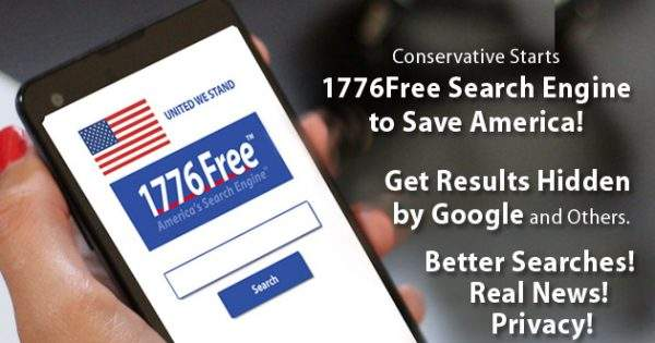 1776Free Is the Answer to Google Censoring Conservatives, Christians and Liberty
