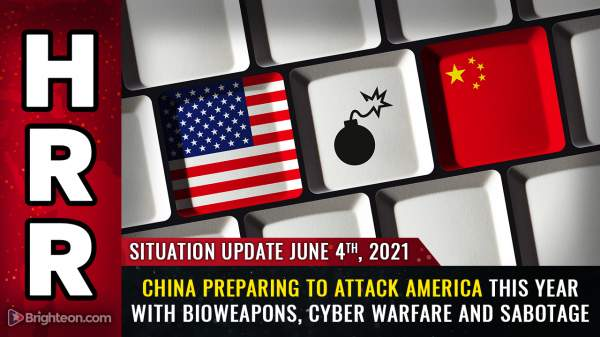 CCP planning major attack on USA this year: Bioweapons, cyber war, kamikaze drones and infrastructure sabotage – NaturalNews.com