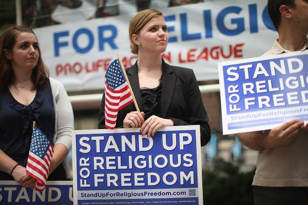82% see religious freedom as key to healthy US society: Rasmussen | U.S. News | The Christian Post