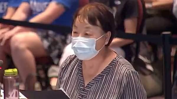 Virginia mom who survived Maoist China eviscerates school board's critical race theory push | Fox News