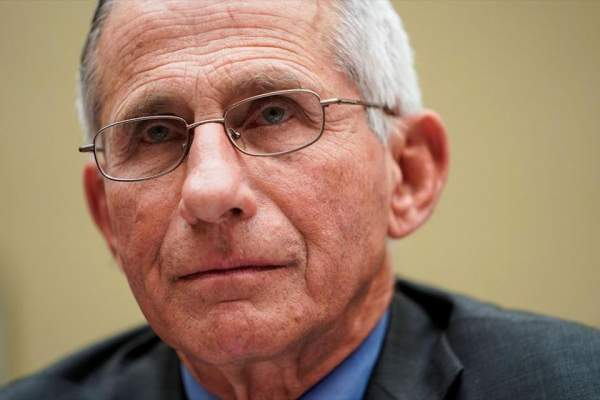 BREAKING: Fauci Sent Panicked Gain-of-Function E-mails to Staff in Early COVID Days.