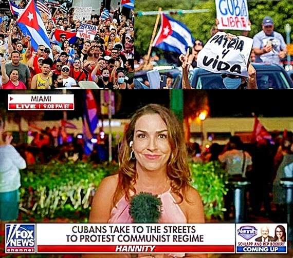 SlantRight 2.0: Cuba Explodes In Protest