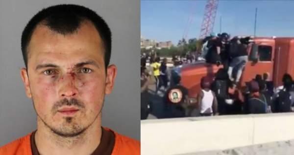 BREAKING: Trucker Who PLOWED Through George Floyd Rioters Just Got THIS Huge Surprise- Millions Furious - Deplorable Tribune
