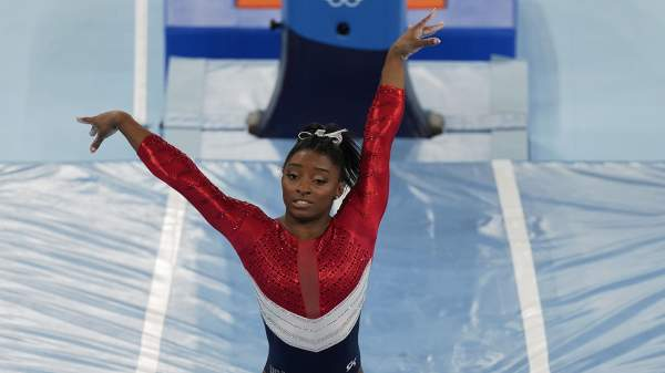 Simone Biles remarks on 'stressful' Olympics after early exit, says she has no injury   Fox News