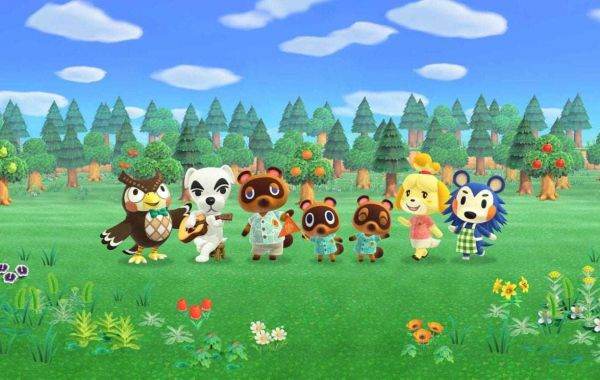 Nintendos hit Switch lifestyles sim Animal Crossing New Horizons
