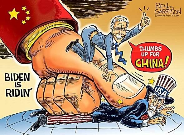 SlantRight 2.0: Let's Look at Beijing Biden's CCP…