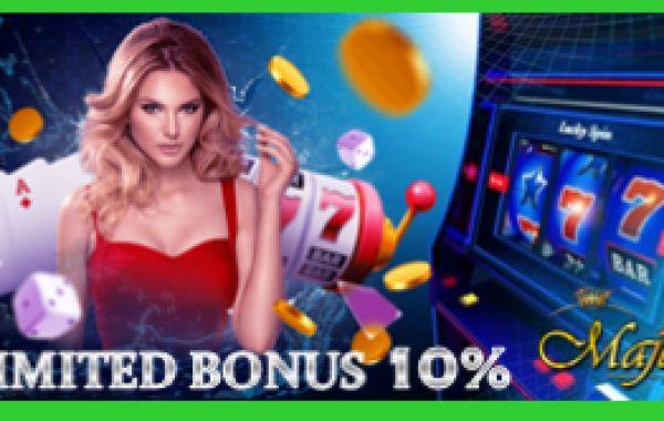 MajuSlot Offer Online Casino Games To Play