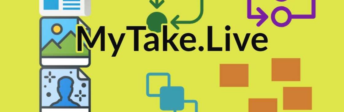MyTake Live Cover Image