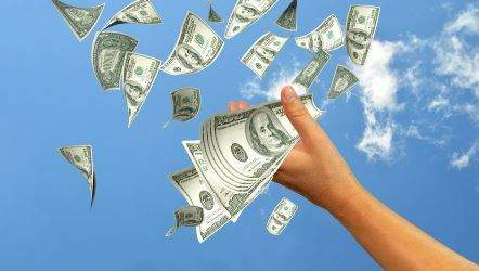 $100,000 Gone with the Wind   New American Prophet (N.A.P.)