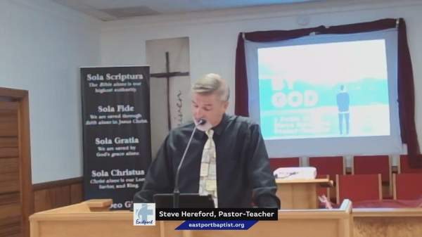 Chosen By God | SermonAudio