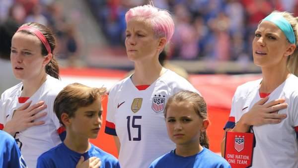Inspiring: US Women's Soccer Team To Boycott Scoring Goals Until Racism Is Defeated   The Babylon Bee