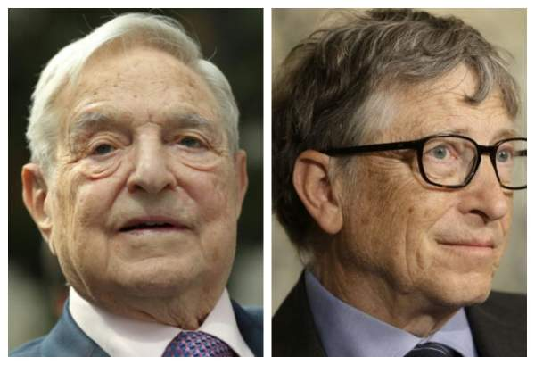 Bill Gates- and George Soros-Backed Organization Buys Out COVID-19 Testing Company