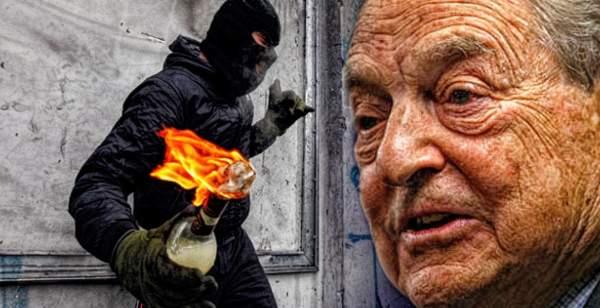 Nazi Collaborator Billionaire George Soros Donates $1 million To Racist Organization Seeking To Defund The Police » Sons of Liberty Media