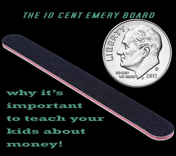 The 10 Cent Emery Board - CentsABLE Chat
