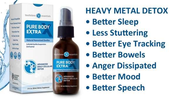 Zeolite Heavy Metal Detox Solutions - Stop Mandatory Vaccination