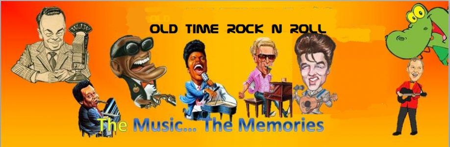 Old Time Rock n Roll Cover Image