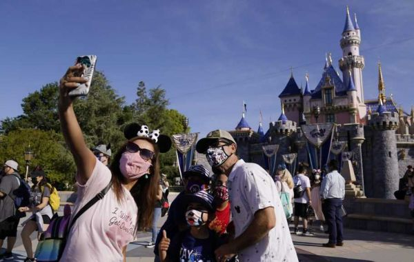 People Return to Walt Disney World for a Variety of Reasons