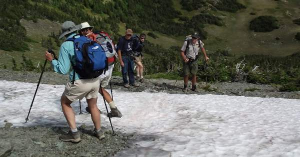 The Huckleberry Hiker: Enrollment Now Open for New Opportunity in Glacier National Park with the Glacier Institute