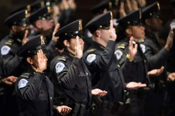 Push for Nationalization of Police Continues with Latest Expansion of Capitol Police — to Florida, California - The New American