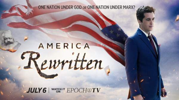 America Rewritten: What the World Would Lose if the US Constitution Was Erased   Exclusive