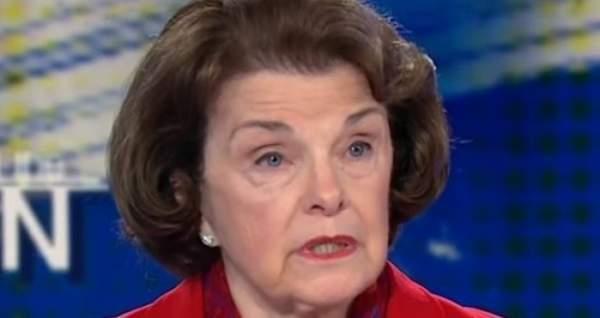 BREAKING: FBI Moves On Dem Senator Dianne Feinstein- Orders Her To Hand Over Documents on Her Husband's Stock Trades - Deplorable Tribune