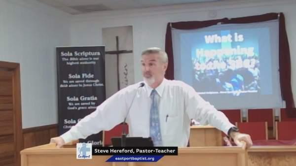 What is Happening to the SBC? | SermonAudio