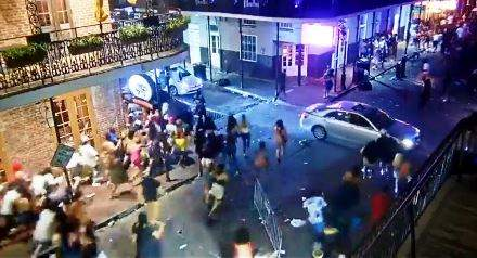Tourists Run for Their Lives in Latest French Quarter Mass Shooting | New American Prophet (N.A.P.)