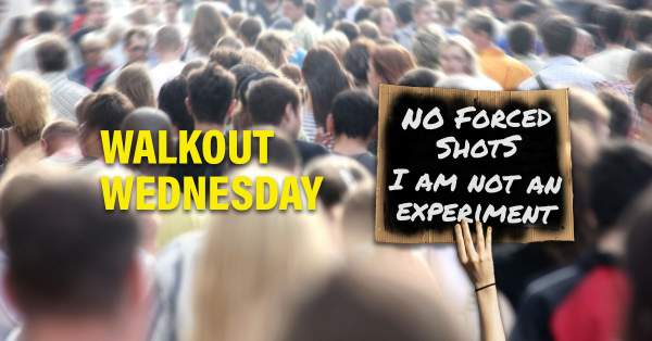 Home -                 Walkout Wednesday