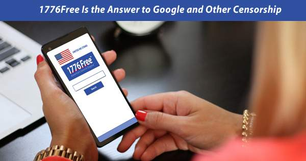 1776Free Search Engine Gives Conservatives Hope!