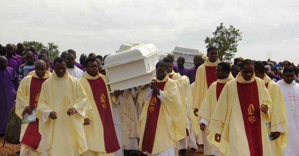 3,462 Nigerian Christians 'Hacked to Death' by Jihadists in 200 Days