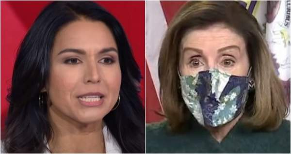 Tulsi Gabbard Just Trashed The HELL Out Of Nancy Pelosi By Doing THIS