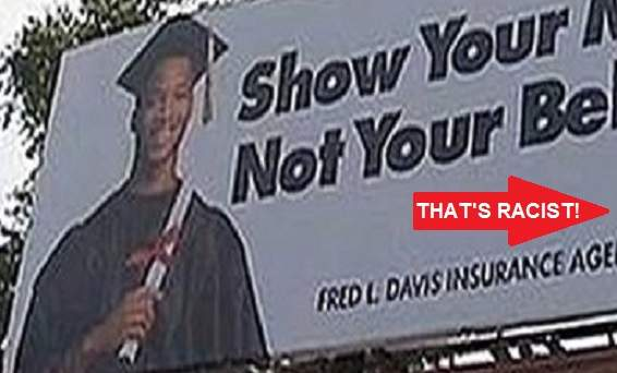 Controversial Billboard Has Liberals Screaming RACISM... But One HUGE Fact Proves Them Dead Wrong