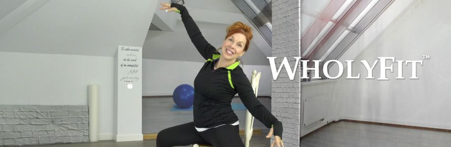 WholyFit Wellness Cover Image