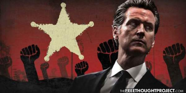 California Is Trying To Cancel Its Own 'Founder' » Sons of Liberty Media