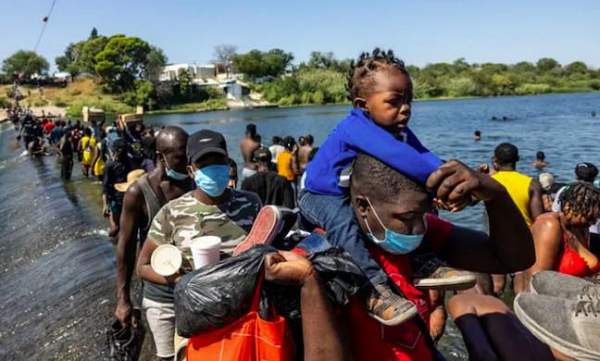 Despite Claim Haitian illegals Will Be Deported, Biden Administration Is Releasing Them In The U.S. – Def-Con News