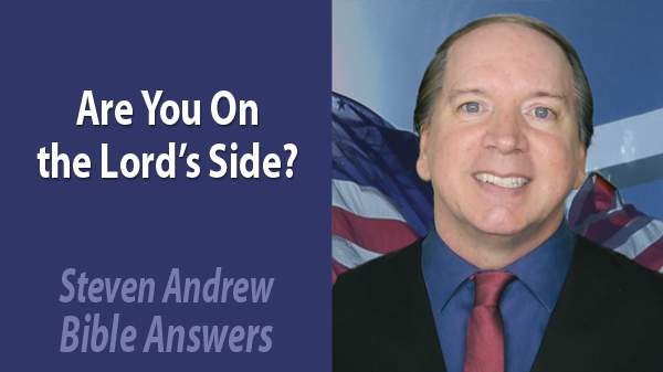 STEVEN ANDREW LEADS THE NATION TO REAFFIRM COVENANT THAT THE USA FOLLOWS JESUS CHRIST TO SAVE AMERICA AND BE BLESSED.