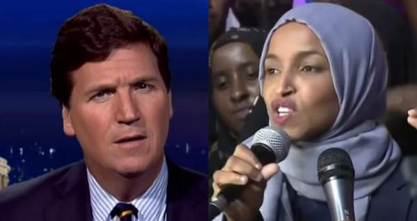 WATCH Tucker Carlson Savagely Obliterates Ilhan Omar, Suggests She Should Never Have Been Granted Citizenship - Deplorable Tribune