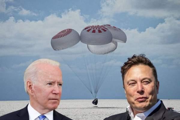 'He's Still Sleeping': Elon Musk mocks Joe Biden for ignoring SpaceX Inspiration4 success • The Pigeon Express