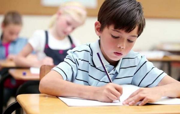 How to easily teach your child to write school essays