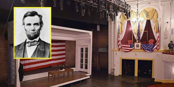 Ford's Theatre, where Abraham Lincoln was shot, accused of trying to 're-assassinate Abe' with tweet questioning his legacy - TheBlaze