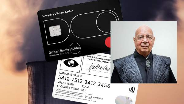 New credit card tracks your carbon emissions - Disclose.tv