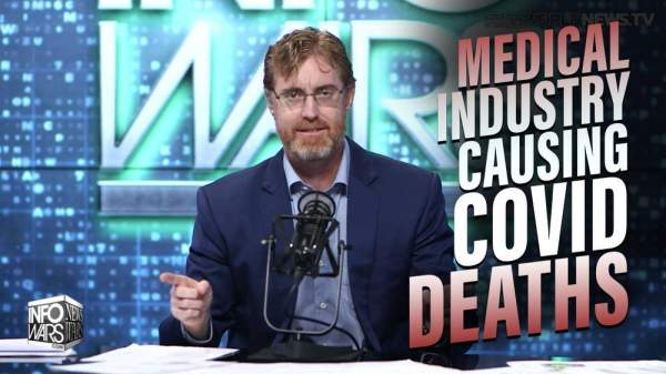 Dr. Ardis: The Medical Industry Is Responsible For 'Covid' Deaths, Not Virus