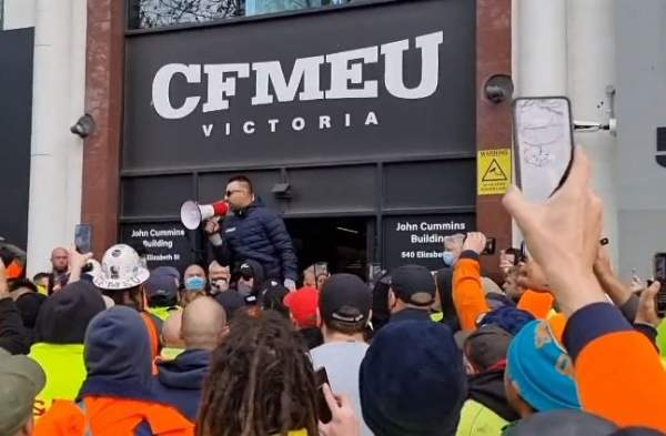 Thousands Of Australians Protest COVID Tyranny, Vaccine Mandates - Conservative News & Right Wing News   Gun Laws & Rights News Site