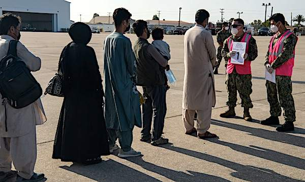 State Dept. reveals how many Afghan refugees are headed to each state in U.S.